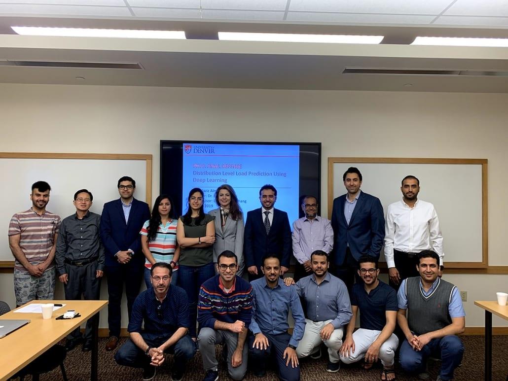 2019-06 Rozhin's and Abdulaziz's PhD defense